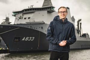 """Maintenance Among the Marines"" - Luc Keizers (Universiteit Twente)"